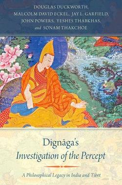 Dignaga's Investigation of the Percept
