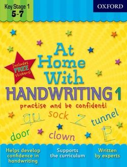 At Home With Handwriting 1