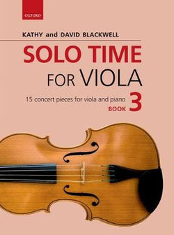Solo Time for Viola