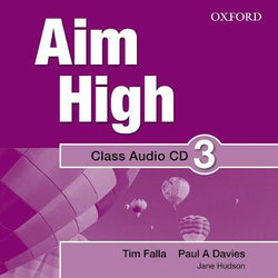 Aim High Level 3 Class Audio CD