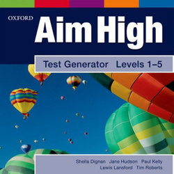 Aim High CD-ROM
