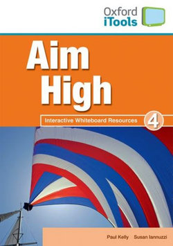 Aim High 4 iTools