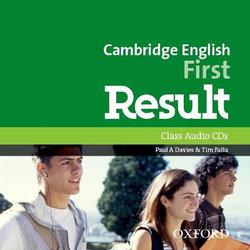 Cambridge English: First Result Class Audio CD (2 Discs)