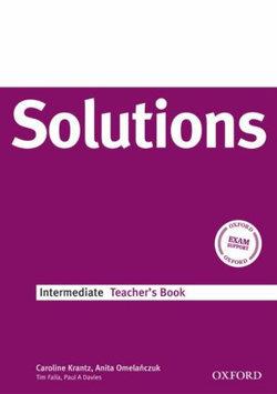 Solutions Intermediate: Teacher's Book