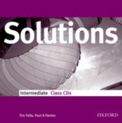 Solutions Intermediate: Class Audio CDs (3)