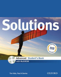 Solutions Advanced: Student's Book with MultiROM Pack