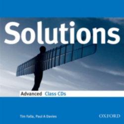 Solutions Advanced: Class Audio CDs (2)