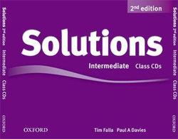 Solutions: Intermediate: Class Audio CDs (3 Discs)