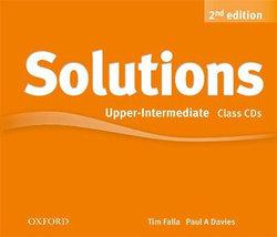 Solutions: Upper-Intermediate: Class Audio CDs (3 Discs)