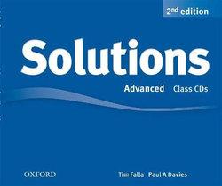 Solutions: Advanced: Class Audio CDs (3 Discs)