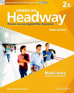 American Headway 2B Multi Pack