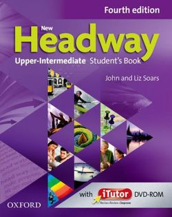 New Headway: Upper-Intermediate B2: Student's Book and iTutor Pack
