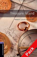 Oxford Bookworms Library: Level 4: Treasure Island