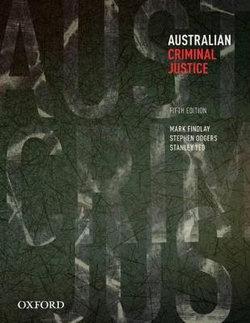 Australian Criminal Justice