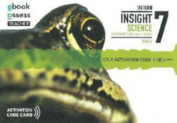 Oxford Insight Science 7 AC for NSW obook/assess Teacher