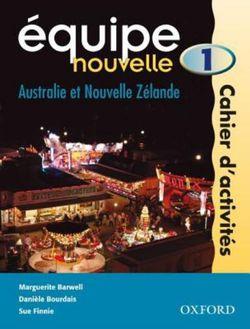 Equipe Nouvelle Australie et Nouvelle Zelande Workbook 1