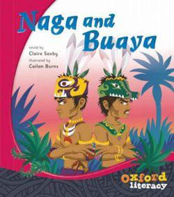 Oxford Literacy Naga and Buaya
