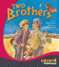 Oxford Literacy Two Brothers Pack of 6