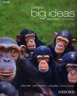 Oxford Big Ideas Science 8 Australian Curriculum Value Pack
