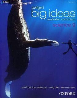 Oxford Big Ideas Science 9 Australian Curriculum Value Pack