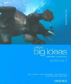Oxford Big Ideas Science 7 Australian Curriculum Teacher Kit + obook/assess