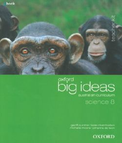 Oxford Big Ideas Science 8 Australian Curriculum Teacher Kit + obook/assess