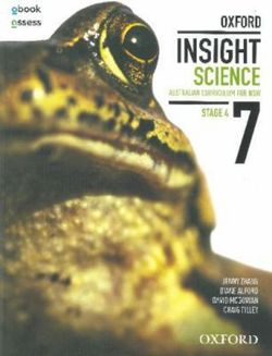 Oxford Insight Science 7 AC for NSW Extra Value Pack (SB + obk/as, Workbook)