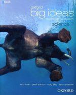 Oxford Big Ideas Science 7 AC obook/assess