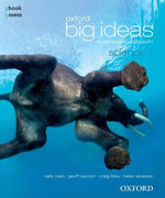 Oxford Big Ideas Science 7 Australian Curriculum Student Book + Obook/Assess