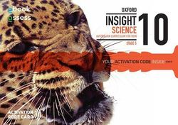 Oxford Insight Science 10 AC for NSW obook/assess