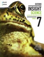 Oxford Insight Science 7 AC for NSW Student Book + Obook/assess
