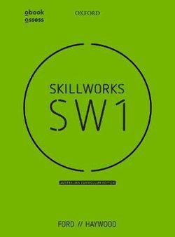 Skillworks 1 Australian Curriculum Edition Student Book + obook/assess