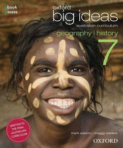 Oxford Big Ideas Geography/History 7 Student Book + Obook/assess