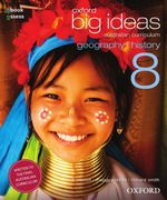 Oxford Big Ideas Geography/History 8 Australian Curriculum Student Book + Obook/assess