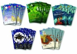 Oxford Reading Tree TreeTops Greatest Stories: Oxford Level 16/17 Class Pack