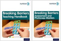 Numicon: Breaking Barriers Teaching Pack