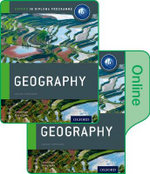 IB Geography Print and Online Course Book Pack