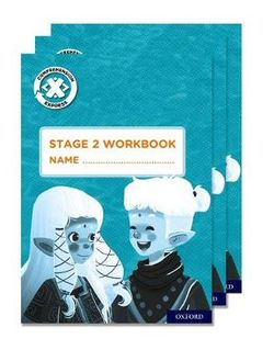 Project X Comprehension Express: Stage 2 Workbook Pack of 30