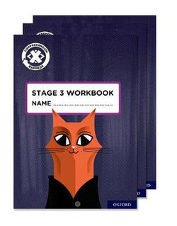 Project X Comprehension Express: Stage 3 Workbook Pack of 30
