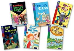 Oxford Reading Tree TreeTops Fiction: Level 11: Pack of 6