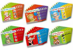 Oxford Reading Tree: Floppy Phonics Sounds & Letters Level 1 More a Class Pack of 36
