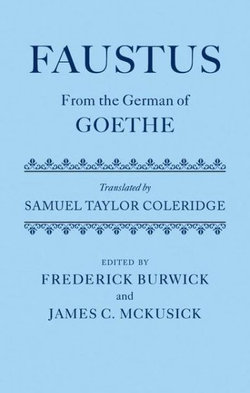 Faustus: From the German of Goethe