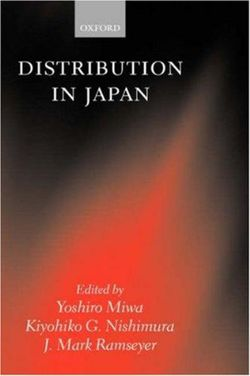 Distribution in Japan