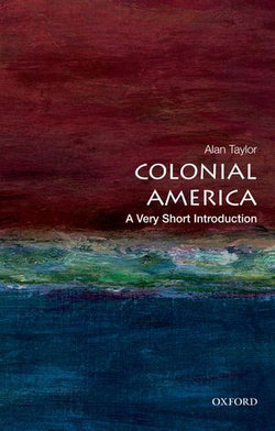 Colonial America:A Very Short Introduction