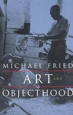 Art and Objecthood