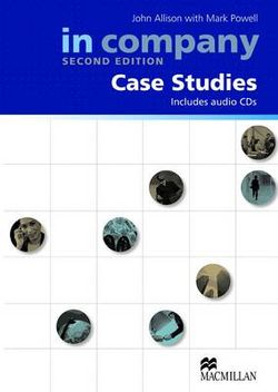 In Company 2nd Edition Cases Pack 2nd Edition