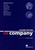 In Company Intermediate Teacher's Book 2nd Edition