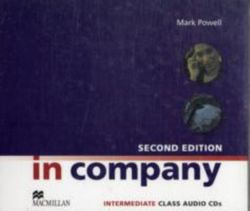 In Company Intermediate 2nd Edition Audio CDx3