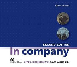In Company Upper Intermediate Class Audio CD