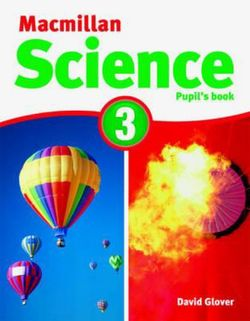 Macmillan Science 3 Pupil's Book & CD Rom Pack